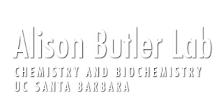 Alison Butler Lab | Chemistry & Biochemistry | UC Santa Barbara
