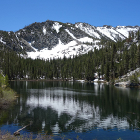 One of the Tyee Lakes